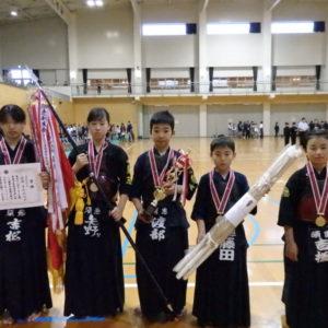 第41回記念ライオンズ旗争奪少年剣道大会